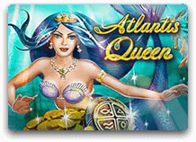 Игровой автомат Atlantis Queen в казино