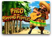 Эмулятор Paco And Popping Peppers